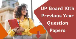 UP Board 10th Question Paper Download